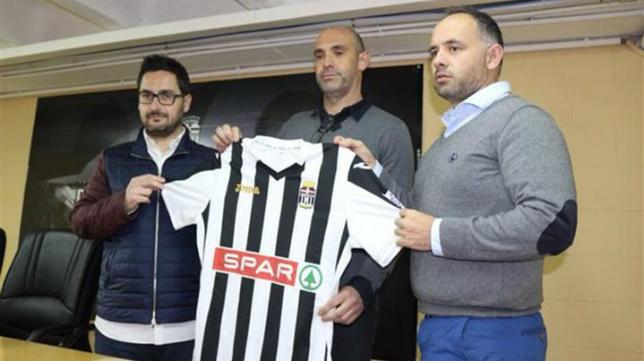 Monteagudo, nuevo entrenador del Cartagena