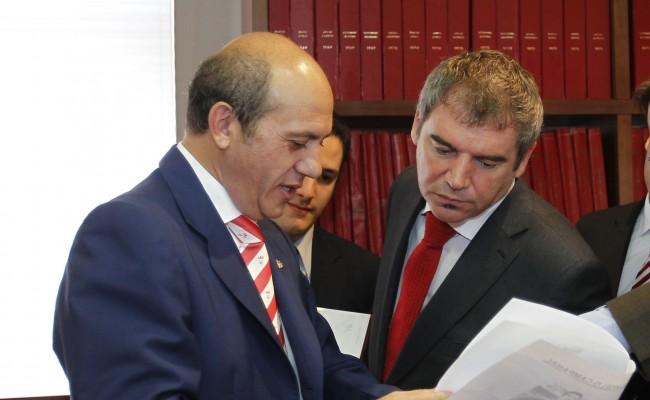 José María del Nido y Manuel Vizcaíno