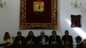 La peña cadista Manuel Irigoyen celebró este año en Medina Sidonia el acto principal de sus Bodas de Plata