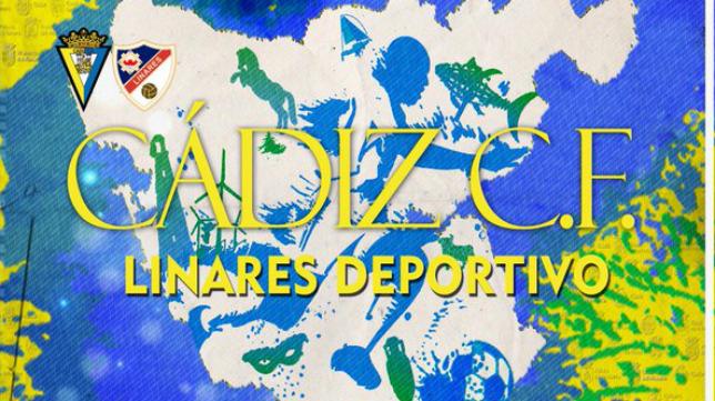 Cádiz CF y Linares se ven las caras este sábado en el estadio Ramón de Carranza