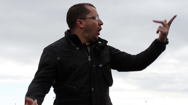 Jose Juan Romero, entrenador del Betis B (ABC)