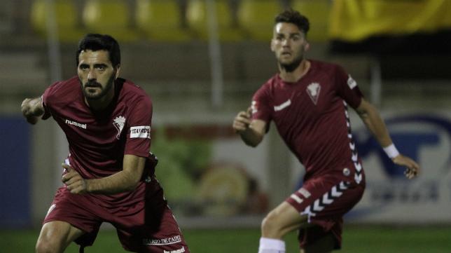 Lolo Plá y Güiza suman 19 goles entre ambos.