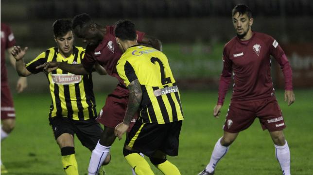 López Puerta arbitró en marzo el San Roque de Lepe-Cádiz CF