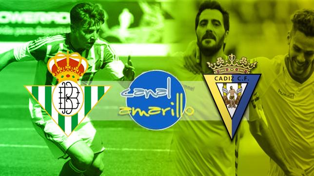 El Cádiz CF busca su quinta victoria seguida ante el Betis B