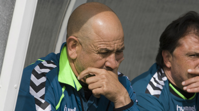 Claudio, ya no es entrenador del Cádiz CF