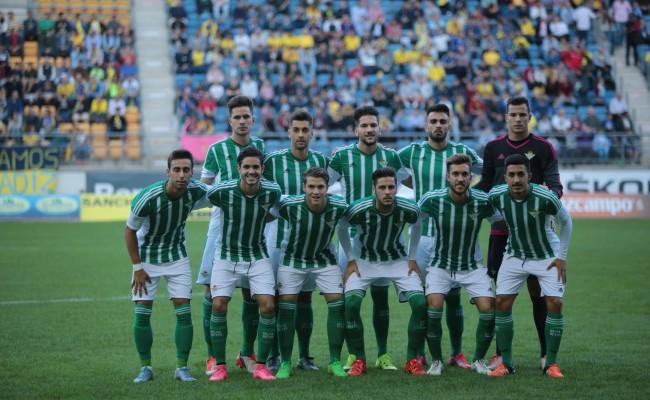 El Betis B empató sin goles en Carranza en la primera vuelta.