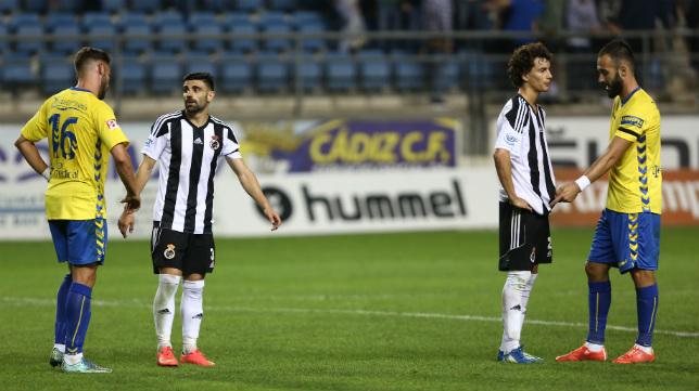 El Cádiz CF venció en Carranza 1-0 en el partido de la primera vuelta.