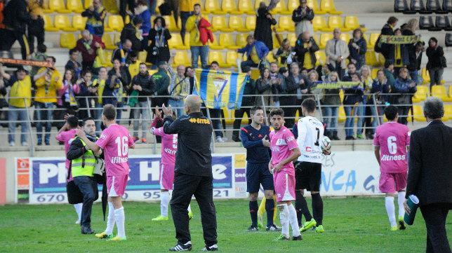 La temporada pasada el Cádiz Cf ganó tanto en Liga como en Copa en el Ciudad de Lepe.