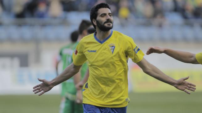 Güiza rechaza una oferta del Johor FC malasio para seguir en el Cádiz CF