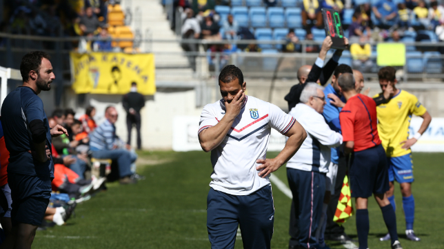 Moha, segundo técnico del Melilla