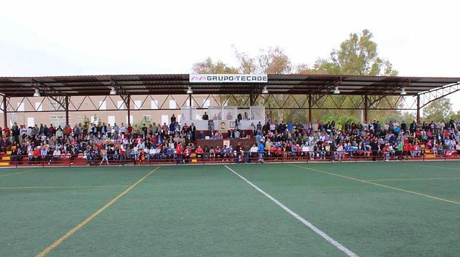 Estadio San Juan Bosco de Utrera