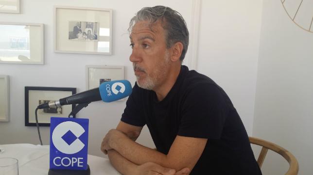 Oli, exjugador y ex entrenador del Cádiz CF.