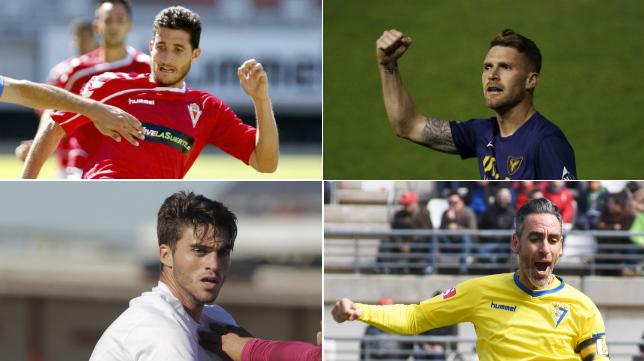 Murcia, UCAM, Sevilla Atlético y Cádiz se repartirán los cuatro puestos de 'play off'.