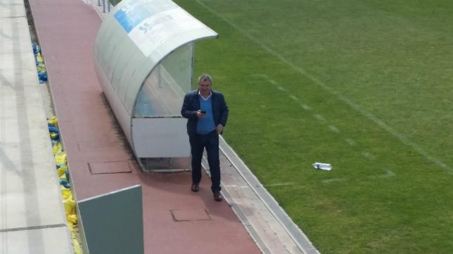 El nuevo equipo de la entidad presidida por Manolo Vizcaíno entrenará y jugará en El Rosal