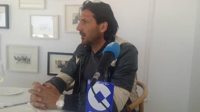 Manolo Pérez en las tertulias de Deportes Cope