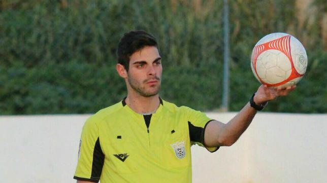 Jesús Tomillero, árbitro linense.
