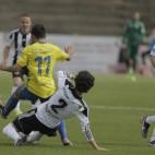 La Balona fue superior al Cádiz CF.