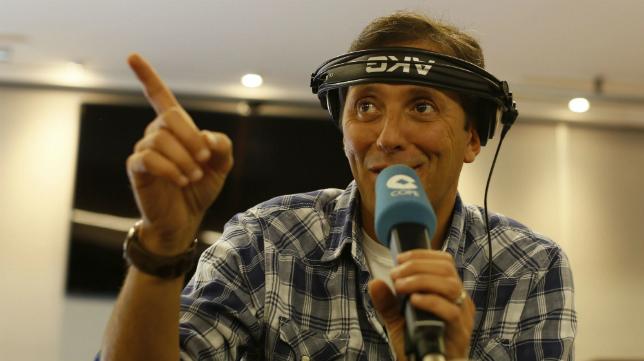 Paco González estará al frente de El Partido de las Doce en el Gran Teatro Falla.