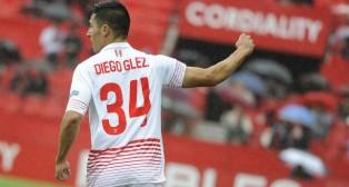 Diego González ha dado el salto a la selección española sub 21.