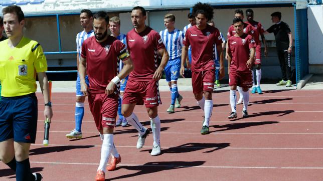 El Cádiz CF no fue capaz de ganar en Jumilla.