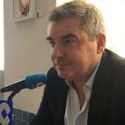 Manuel Vizcaíno, presidente del Cádiz CF, en las tertulias de Deportes Cope Cádiz en el resturante De Otero