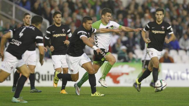 El Sardinero es uno de los pocos estadios donde no ha puntuado esta temporada el Racing de Ferrol