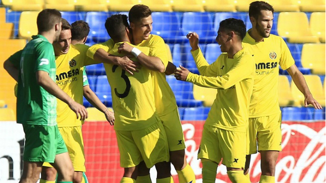 El Villarreal B podría ser el rival del Cádiz CF en la primera eliminatoria del 'play off'