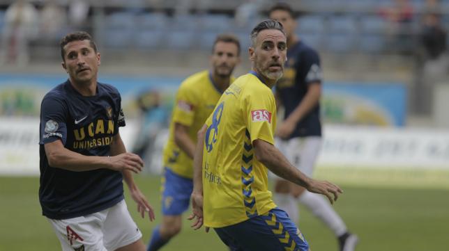 Cádiz CF y UCAM se volverán a ver las caras en la Liga 2