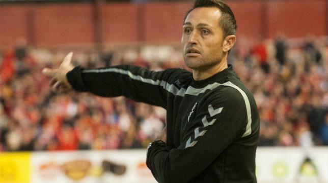 Aira ha dejado de ser entrenador del Murcia hoy.
