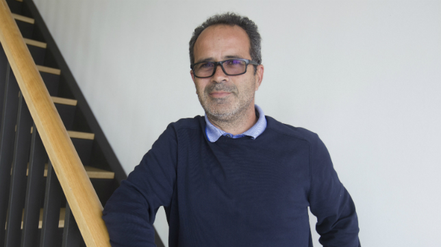 Álvaro Cervera, entrenador del Cádiz CF
