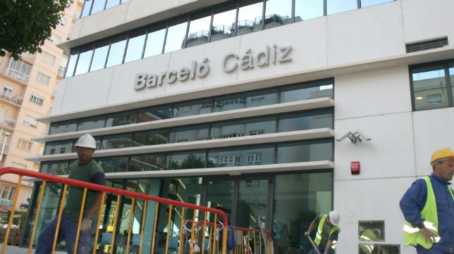 El equipo gallego descansará en el hotel de la Avenida Andalucía.
