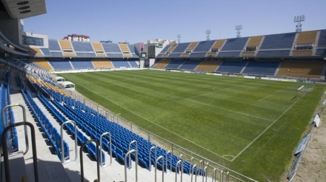 El Estadio Ramón de Carranza.