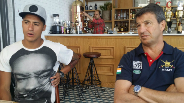 Hugo Rodríguez y Jose González, hoy en las tertulias de la cadena Cope en De Otero.
