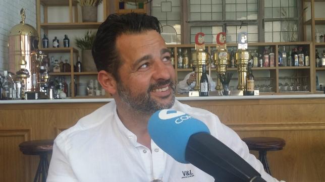 El técnico Mere en las tertulias de Cope Cádiz