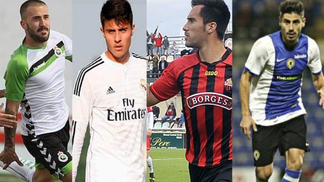 Racing, Castilla, Reus y Hércules, son algunos de los posibles rivales del Cádiz CF