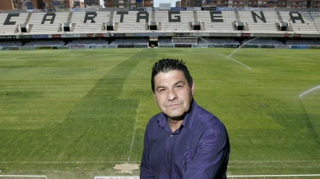 Paco López, actual gerente del Cádiz.