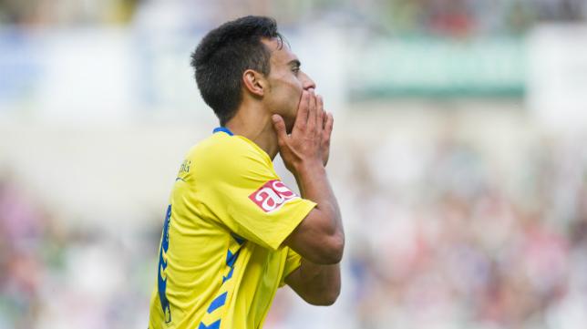 Álvaro García fue un jugador determinante en el 'play off'.