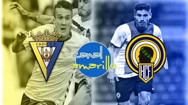 Cádiz y Hércules buscan una plaza en Segunda