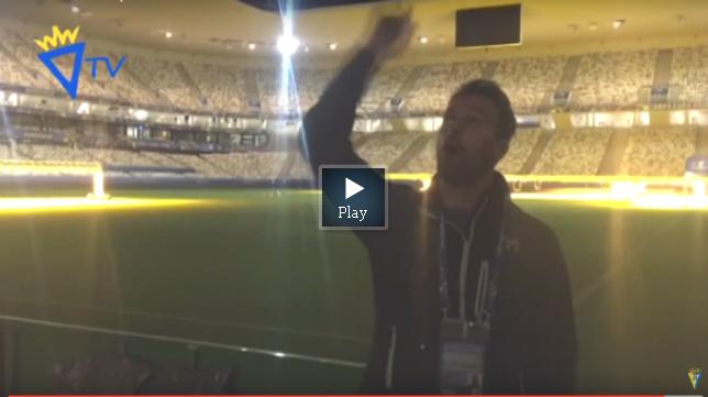 Kiko Narváez manda su mensaje desde Francia, donde está cubriendo la Eurocopa.