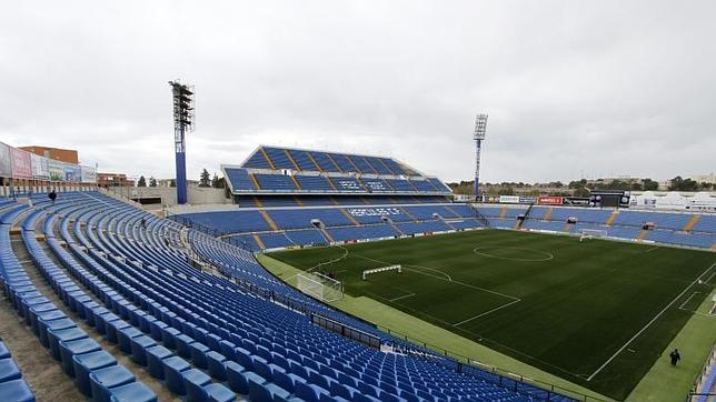 El Cádiz CF visitará este domingo el Estadio Rico Pérez