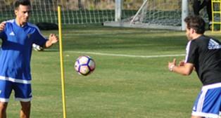Álvaro García se recupera de su lesión