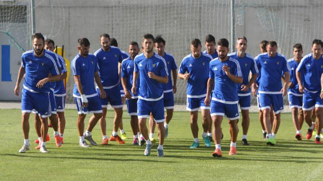 El equipo está preparado para hacer un buen papel en el Trofeo.