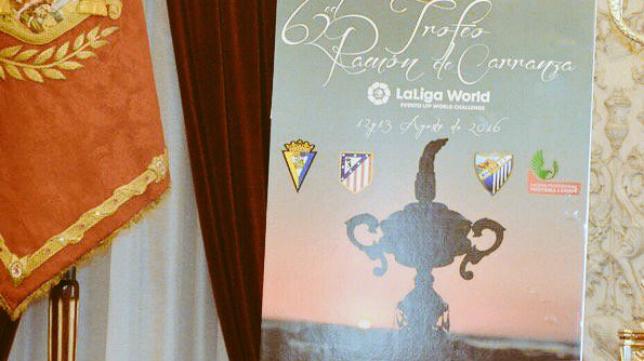 Cartel del Trofeo Carranza (Foto: CCF)