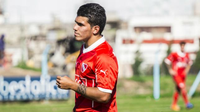 Gastón del Castillo jugará en el Cádiz CF.