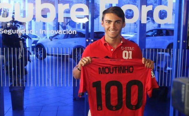Thierry Moutinho, expulsado en el estreno liguero, no jugará ante el Cádiz CF