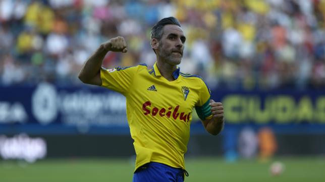 Abel Gómez ya no es jugador del Cádiz CF