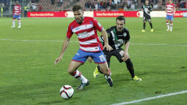 Alfredo Ortuño suena con fuerza para volver al Granada.