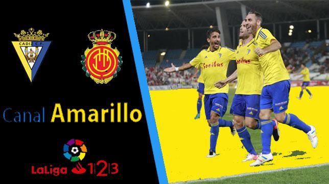 El Cádiz CF busca su primera victoria ante el Mallorca en Carranza
