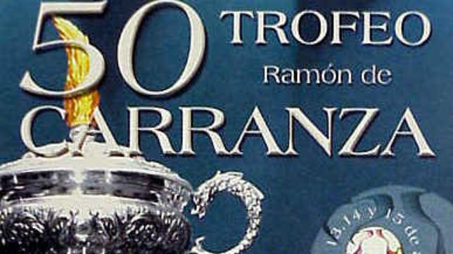 Cartel de la 50ª edición del Trofeo Carranza