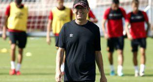 Fernando Vázquez no se fía del Cádiz CF.
